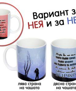 Чаша Твоето всичко