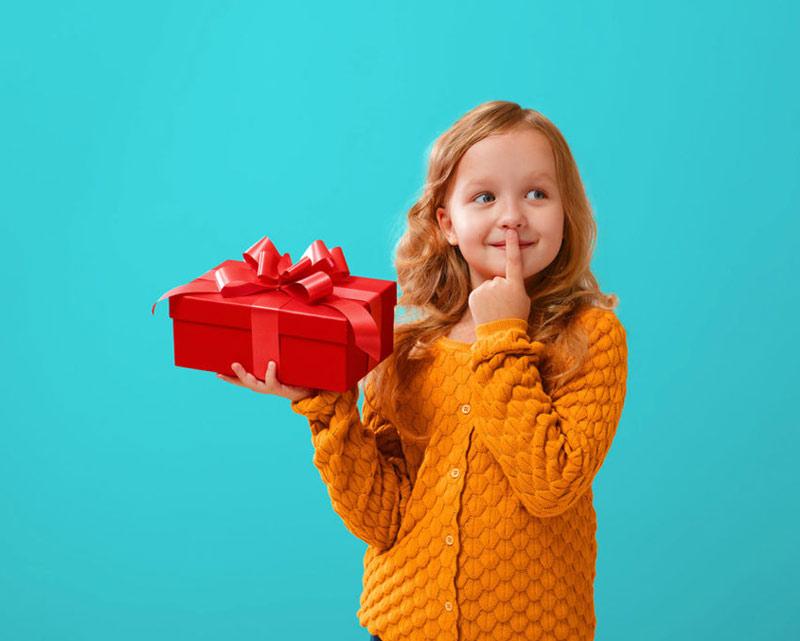 Избор на подарък за дете
