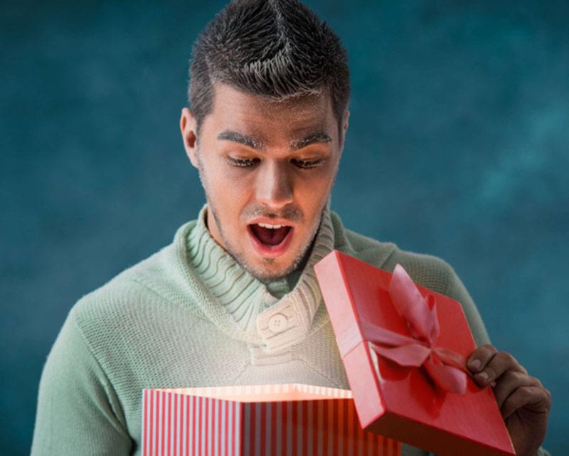 Избор на подарък за мъж