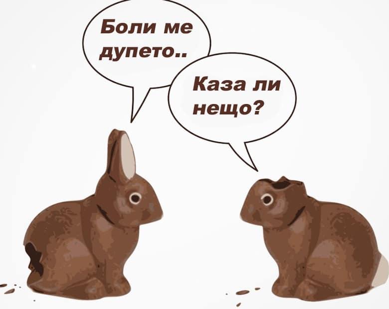 Вицове за Великден