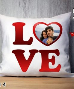 Възглавница за влюбени вариант 4