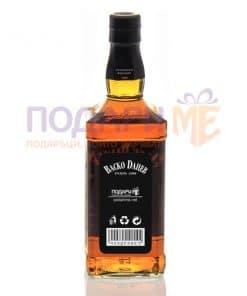 комплект Етикети Jack Daniels гръб